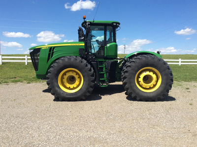 2014 john deere 9560r tractor elkhorn, ne | machinery pete