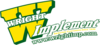 Srp wright implement logo