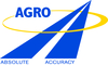 Srp agroequip logo blue yellow