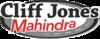 Srp cliff jones mahindra logo