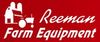 Srp reeman farm equipment logo