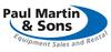 Srp paul martin   sons logo