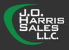 Srp j.o. harris sales logo