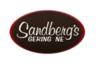 Srp sandberg implement logo