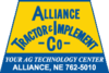Srp alliance tractor   implement logo
