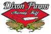 Srp dixon farm equipment logo