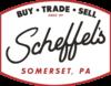 Srp scheffel s logo