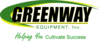 Srp greenway equipment logo