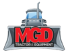 Srp mgd tractor logo