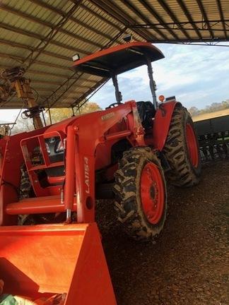 2013 Kubota M7060 Tractor