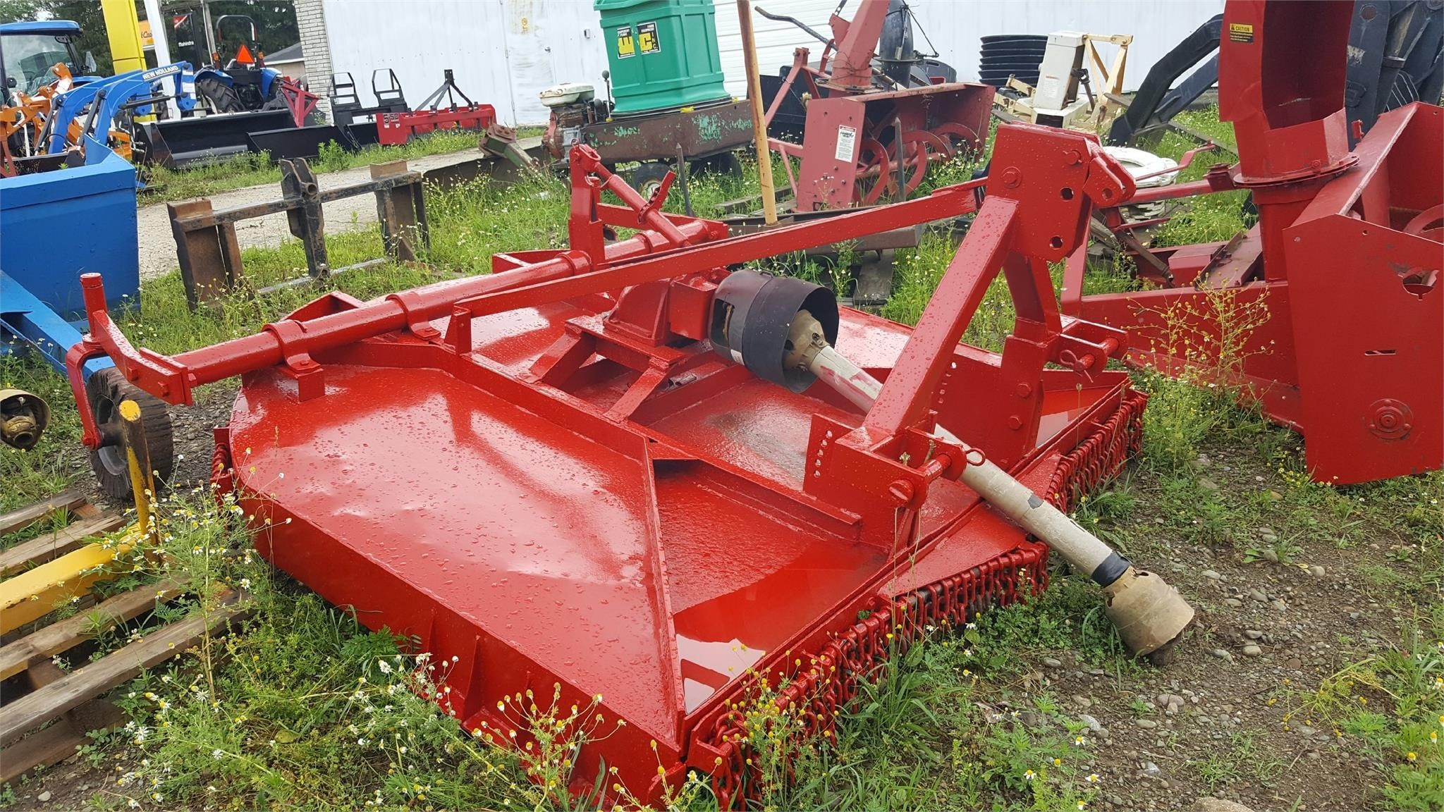 Bush Hog 307 Rotary Cutter