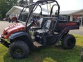 2011 Cub Cadet Volunteer ATVs and Utility Vehicle
