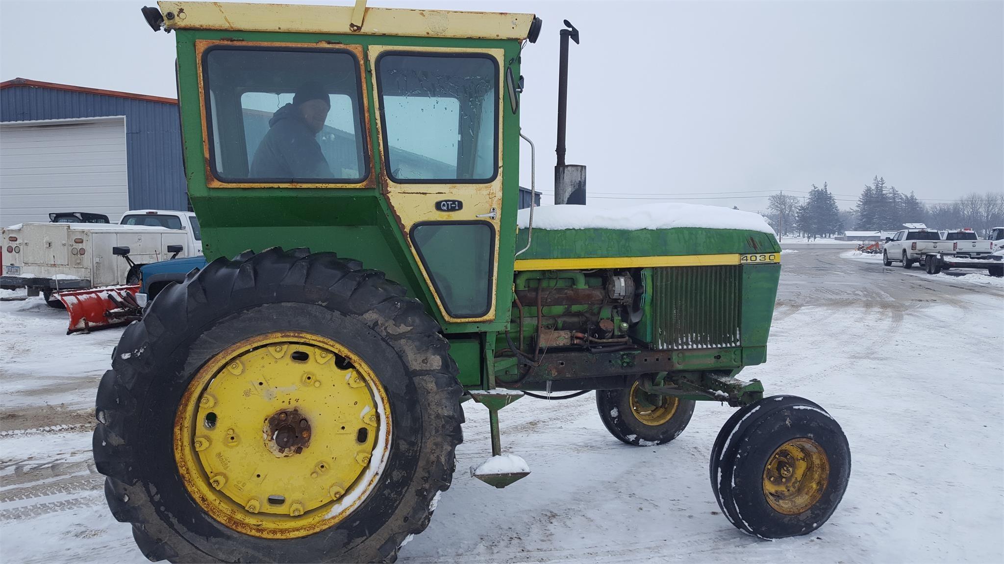 1974 John Deere 4030 Tractor