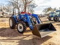 2019 New Holland Workmaster 50 40-99 HP
