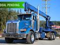 2005 Peterbilt 378 Semi Truck