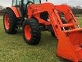 2011 Kubota M126X 100-174 HP