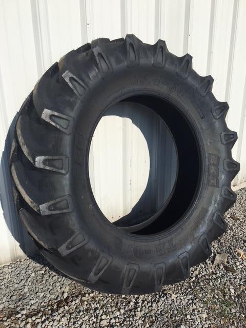BKT 18.4x34 Wheels / Tires / Track