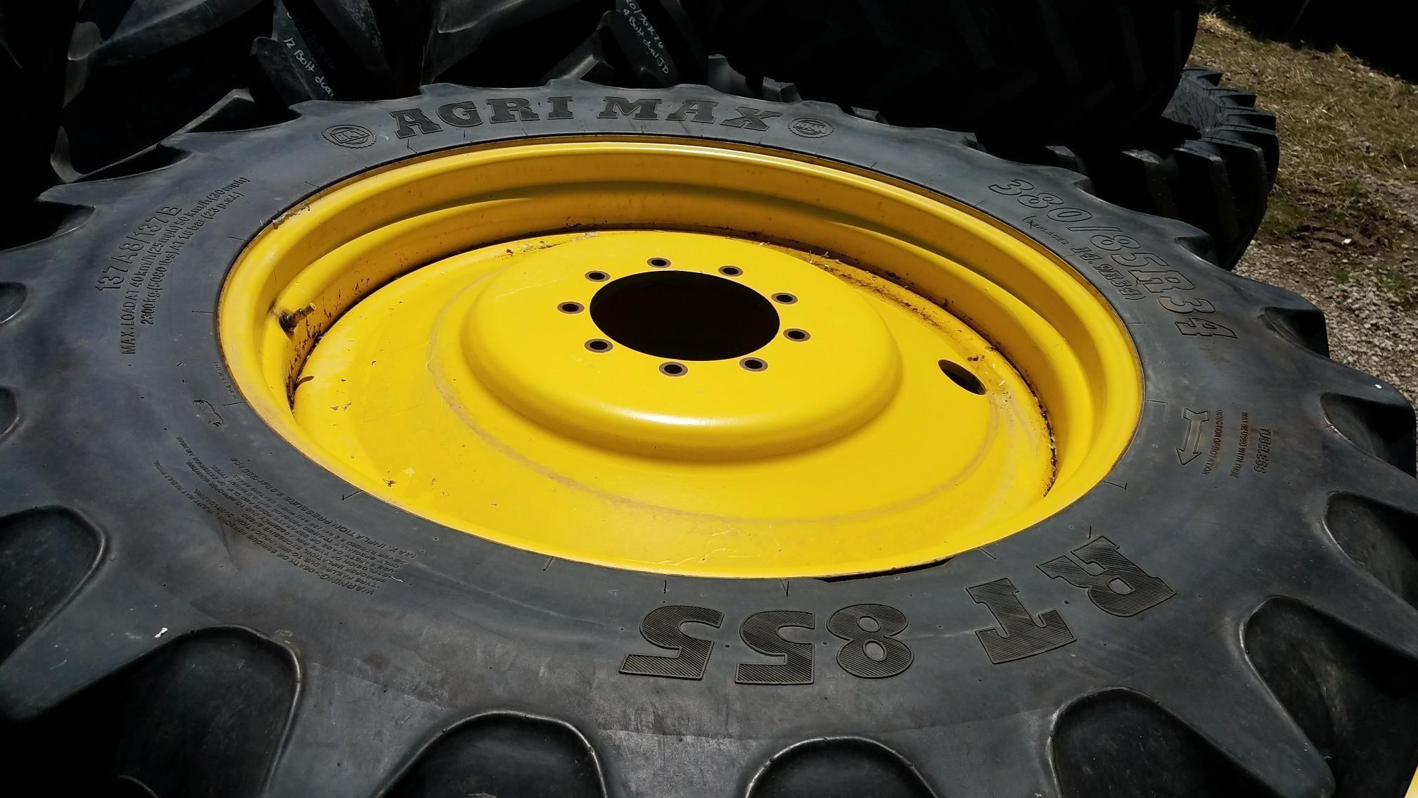 BKT 380/85R34 Wheels / Tires / Track