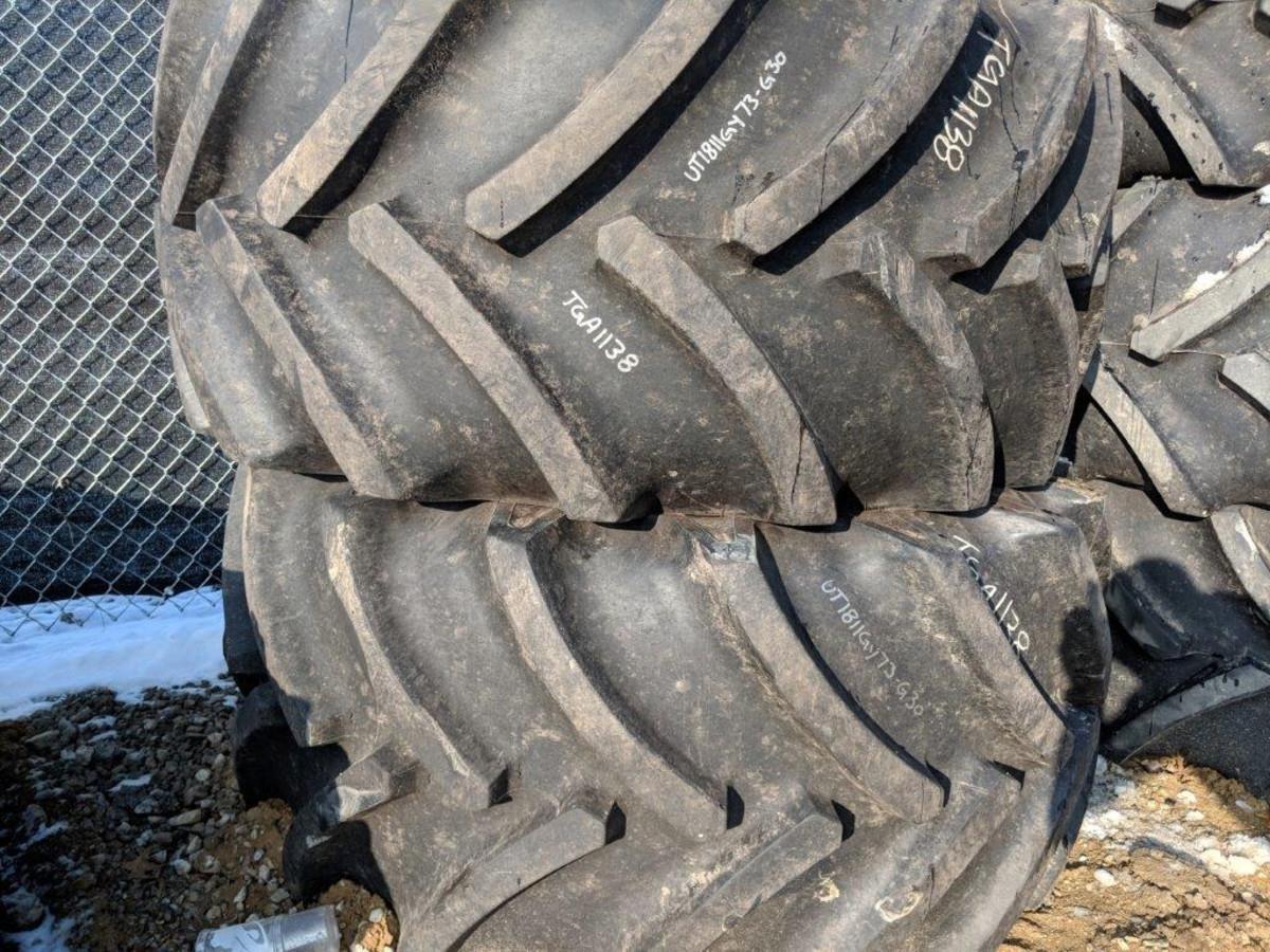 Goodyear 750/65R26 Wheels / Tires / Track