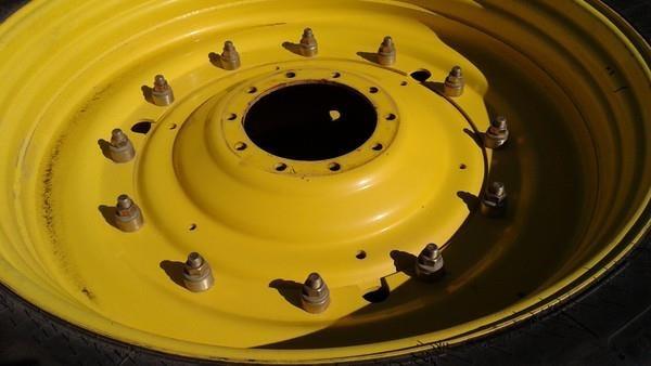 Goodyear 380/90R50 Wheels / Tires / Track
