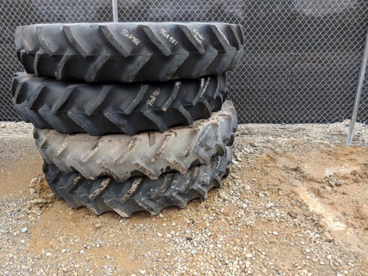 Goodyear 50X12 Wheels / Tires / Track