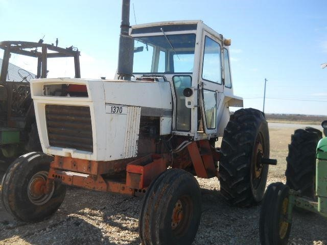 1974 J.I. Case 1370 Tractor