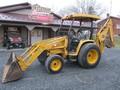 2009 Deere 110 Backhoe