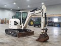 2007 Terex TC50 Excavators and Mini Excavator