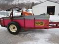 H & S 235BP Manure Spreader