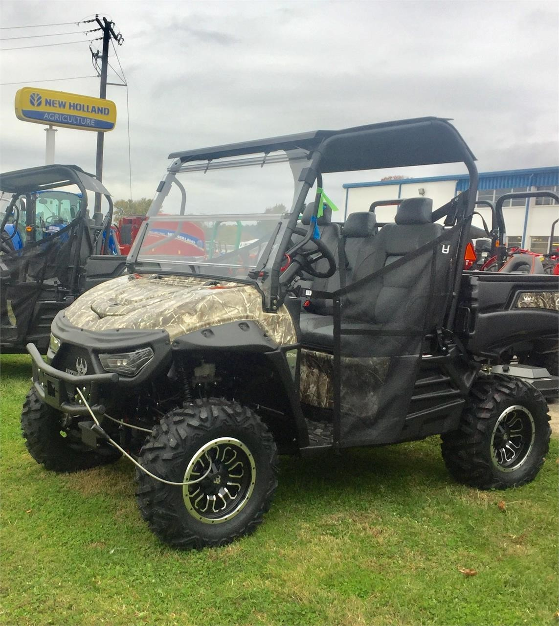 2019 Intimidator Classic 750 ATVs and Utility Vehicle