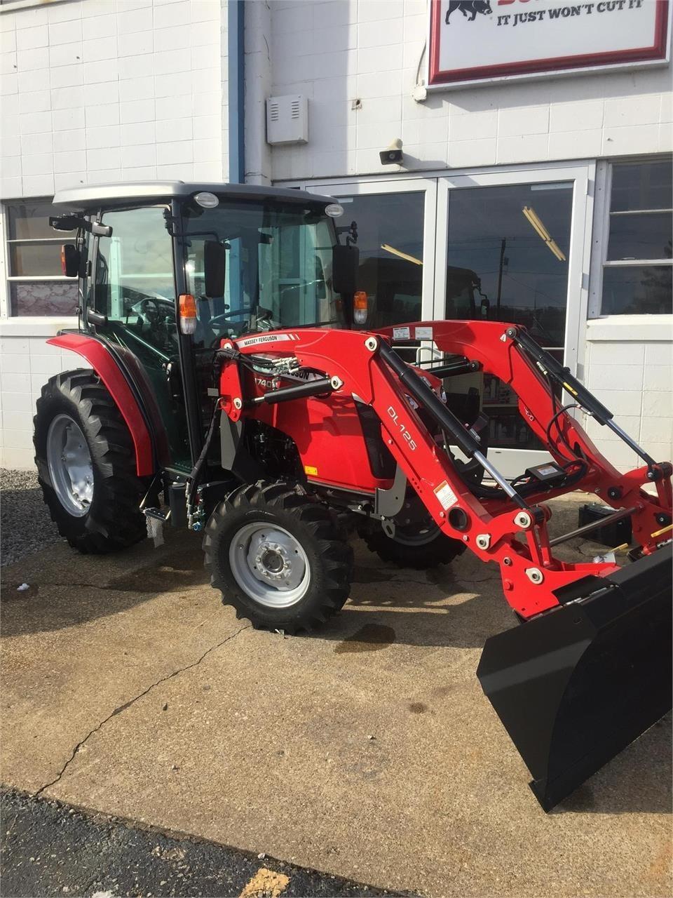 2018 Massey Ferguson 1740M Tractor