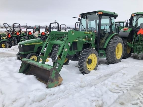 2002 John Deere 5420 Tractor