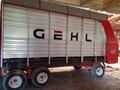 2000 Gehl 980 Forage Wagon