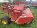 New Holland H7550 Mower Conditioner