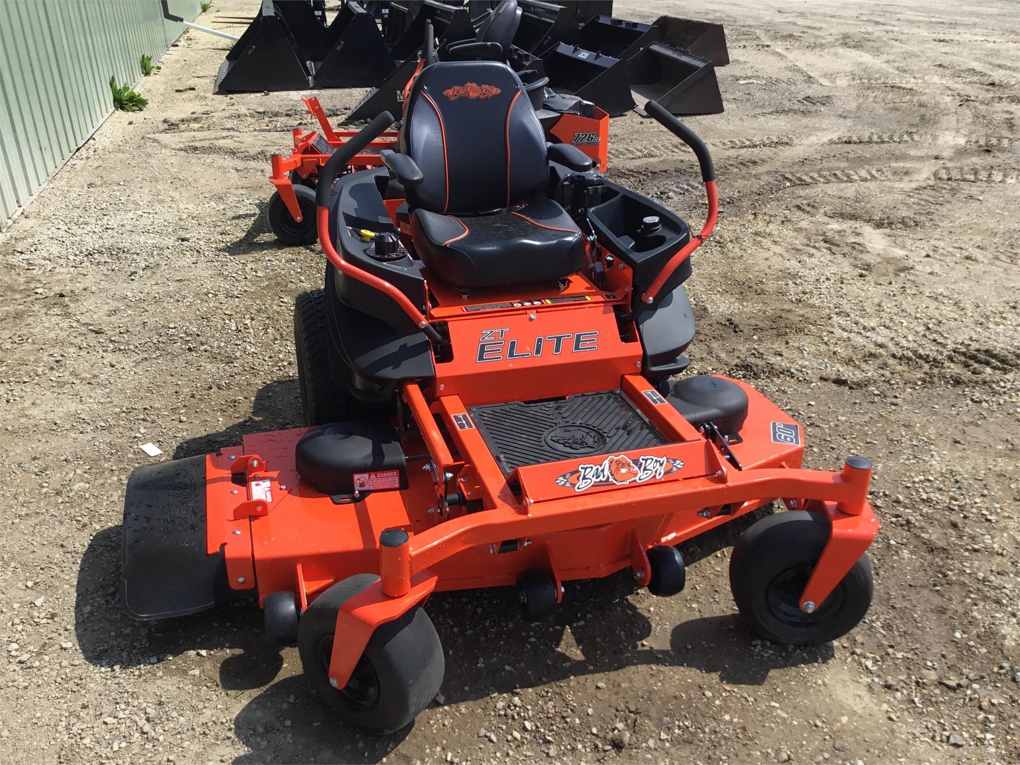 2018 Bad Boy ZT Elite 6000 Lawn and Garden
