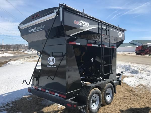 2018 J&M LC290 Seed Tender