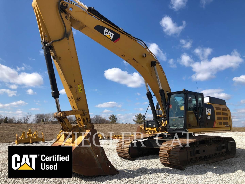 2013 Caterpillar 349E Excavators and Mini Excavator