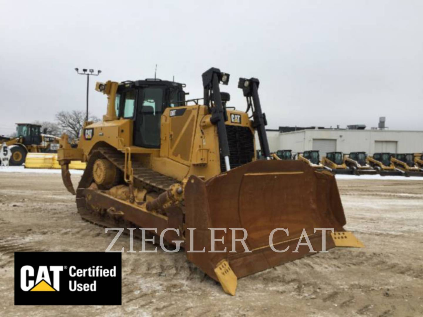 2015 Caterpillar D8T Dozer