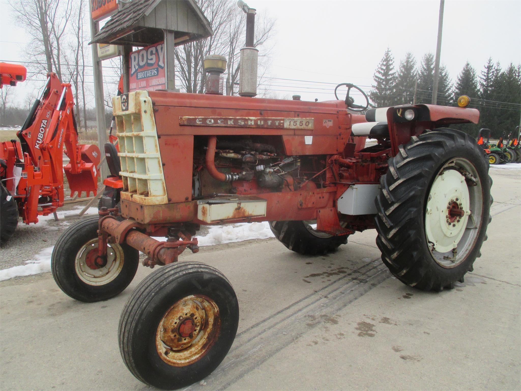 Cockshutt 1550 Tractor