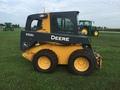 2011 Deere 332D Skid Steer