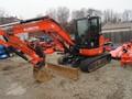 2015 Kubota U55-4 Excavators and Mini Excavator