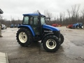 2002 New Holland TS100 Tractor