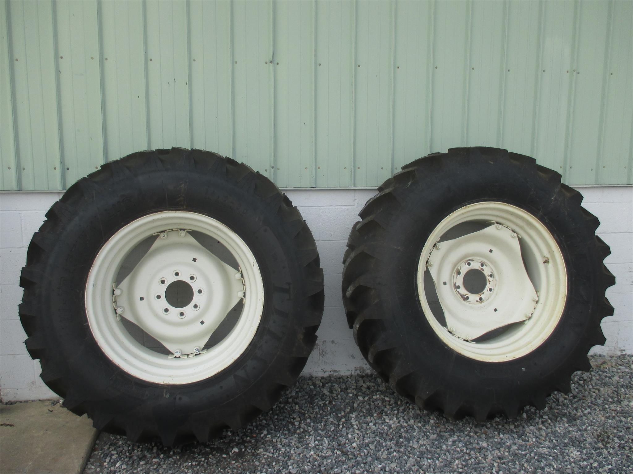 Titan 16.9-30 Wheels / Tires / Track