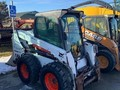 2015 Bobcat S550 Skid Steer