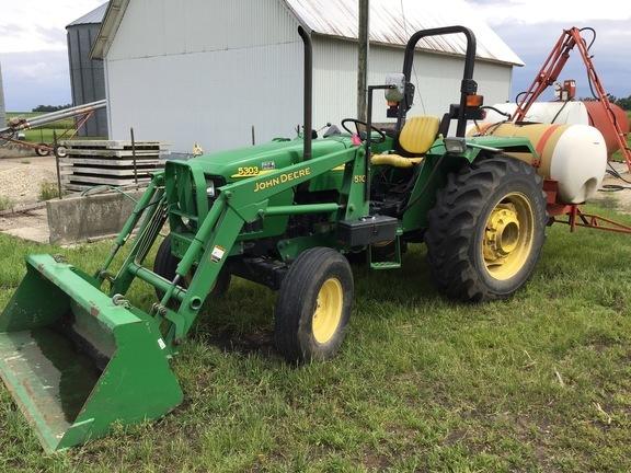 2004 John Deere 5303 Tractor