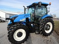 2017 New Holland T6.180 100-174 HP