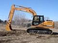 2008 Case CX160B Excavators and Mini Excavator