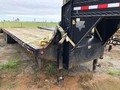 2012 PJ 35ft Flatbed Trailer