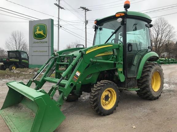 2009 John Deere 3320 Tractor