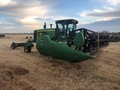 2012 John Deere D450 Self-Propelled Windrowers and Swather